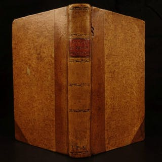 1789 1st ed Rights of Man & Duties of Citizen Mably French Revolution