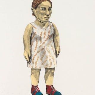Claudette Schreuders; New Shoes