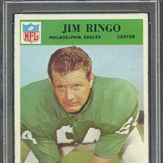 1966 PHILADELPHIA 141 JIM RINGO PSA NM+ 7.5