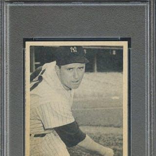 1948 BOWMAN 26 FRANK SHEA PSA NM-MT 8
