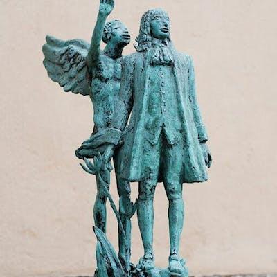 William Penn och ängeln