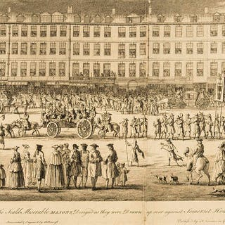 London.- Benoist (Antoine) A Geometrical View of the Grand Procession