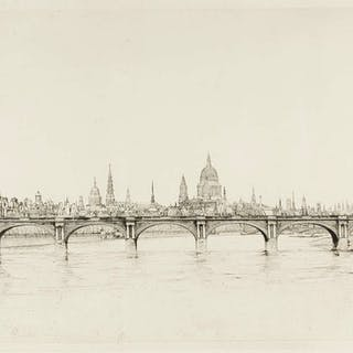 London.- A quantity of modern miscellaneous prints of London and its