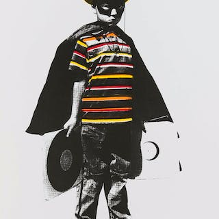 Paul Insect (b.1971) Kid (US Version), Paul Insect (b.1971), Kid (US Version)
