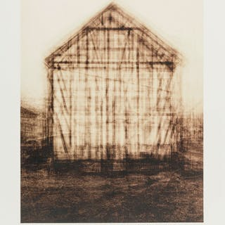 Idris Khan (b.1978) Every...Bernd and Hilla Becher Gable Sided Houses