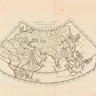World.- [Briet (Philippe)] Orbis Pars Veteribus Cognita, [circa 1640s];