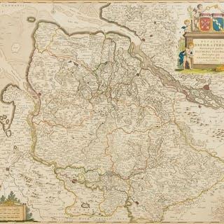 Germany.- Wit (Frederik de) Ducatus Bremae & Ferdae Maximaeque partis