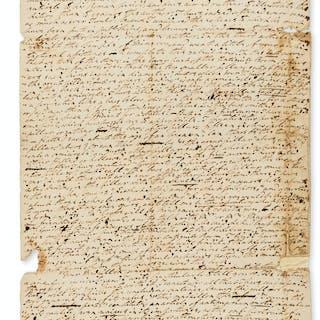 Bath.- Rebuilding the Temple of Minerva.- Whitaker (John) Autograph