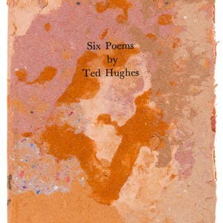 Hughes (Ted) Six Poems, out-of-series copy from an edition limited