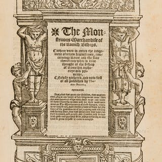 Becon (Thomas) [The Worckes... which he hath hytherto made and published...