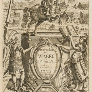 Militaria.- Ward (Robert) Animadversions of Warre, or, a Militarie