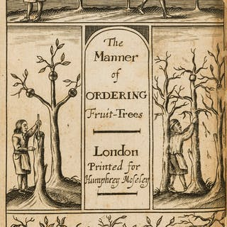 Trees.- Le Gendre (Antione) The Manner of Ordering Fruit-Trees...