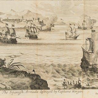 Americas.- Pirates.- Exquemelin (Alexandre Olivier) Bucaniers of America: