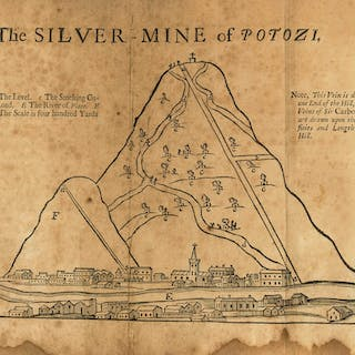 Mines.- Waller (William) An Essay on the Value of the Mines, Late