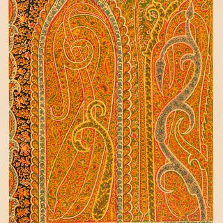 Textiles.- Waring (John Burnley) Examples of Weaving and Embroidery