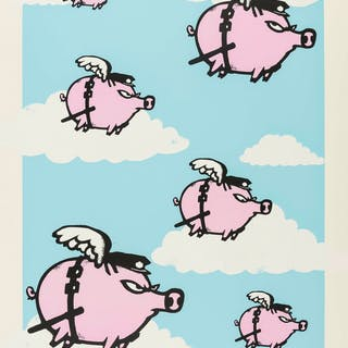 Mau Mau Pigs Might Fly