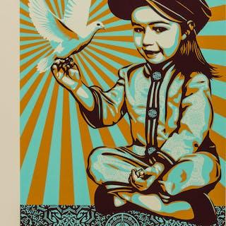 Shepard Fairey (b.1970) Viva La Revolucion, Shepard Fairey (b.1970)