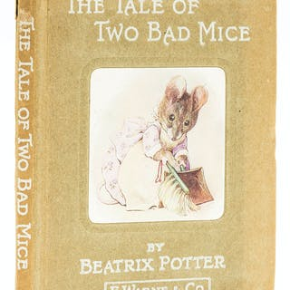 Potter (Beatrix) The Tale of Two Bad Mice, first edition, 1904. Potter