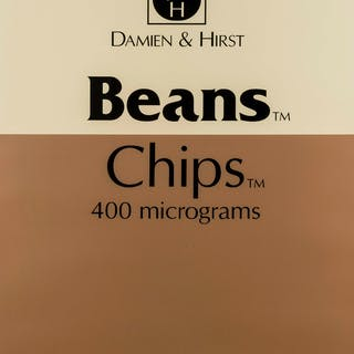 Damien Hirst (b.1965) Beans and Chips (from The Last Supper), Damien