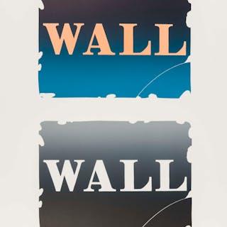 Robert Indiana (1928-2018) Wall: Two Stone (See Sheehan 141), Robert