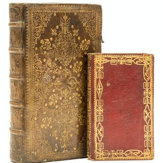 Bindings.- Bible, French. Le Nouveau Testament, contemporary French