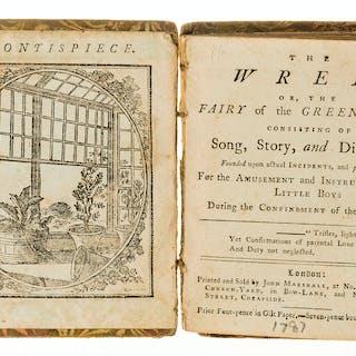 Wren (The); Or, The Fairy of the Green-House, [c.1790-1800]. Wren