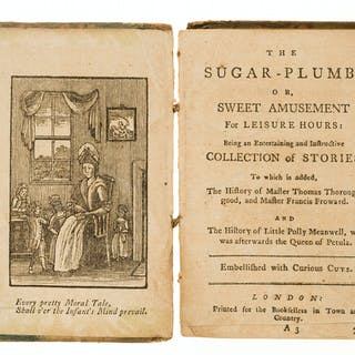 Sugar Plumb (The); or Sweet Amusement for Leisure Hours: Being an