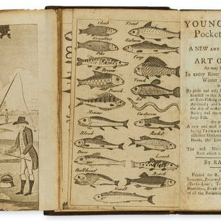 Angling.- Cole (Ralph) The Young Angler's Pocket Companion; or a New