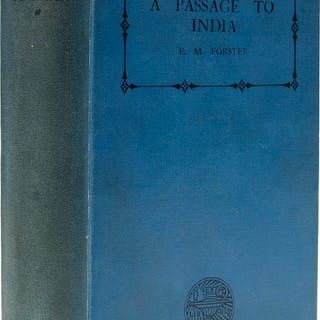 Forster (E.M.) A Passage to India, 1924; and 2 others (3), Forster