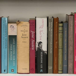 Female authors.- Keynes (Geoffrey) Jane Austen: a bibliography, limited