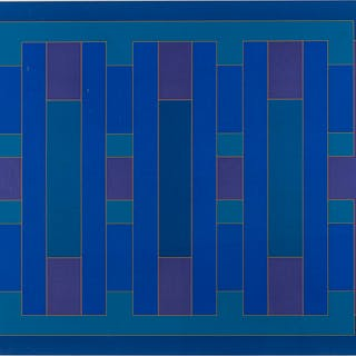 Peter Stroud (1921-2012) Untitled; Untitled, Peter Stroud (1921-2012)