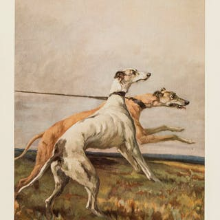 Dogs.- Smith (Arthur Croxton) The Power of the Dog, number 95 of 100