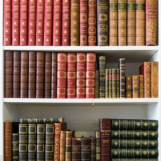 Bindings.- French Literature & History.- Racinet (Auguste) Le Costume