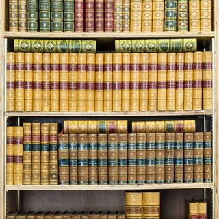 Bindings.- Moore (Thomas) Memoirs of the Life of the Right Honourable