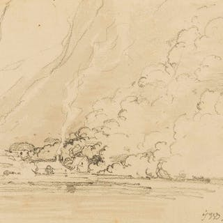 Scotland.- Ward (James, 1769-1859) Two landscapes in Scotland, including