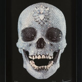 Damien Hirst (b.1965) For the Love of God, Damien Hirst (b.1965)