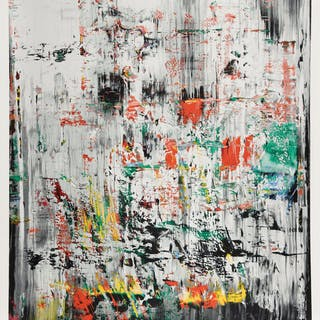 Gerhard Richter (b.1932) Lincoln Center / List Art Posters 40th Anniversary