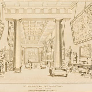 Westmacott (Charles Molloy) British Galleries of Painting and Sculpture...