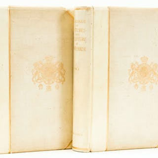 Wellington (Evelyn) A Descriptive & Historical Catalogue of the Pictures
