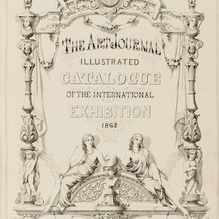 Art Journal (The). Illustrated Catalogue of the International Exhbition