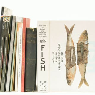 Fish & Angling.- Westwood (Thomas) & T.Satchell. Bibliotheca Piscatoria.
