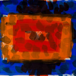 Howard Hodgkin (1932-2017) For Jack, Howard Hodgkin (1932-2017), For Jack