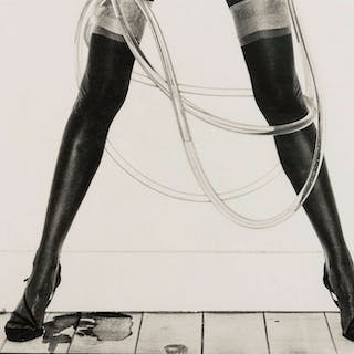 David Bailey (b.1938) Legs and Hosepipe, David Bailey (b.1938), Legs