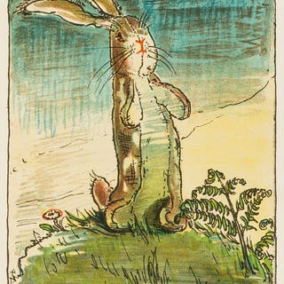 Nicholson (William).- Williams (Margery) The Velveteen Rabbit or How
