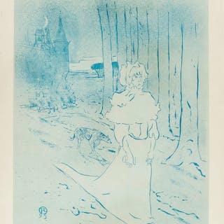 Henri Toulouse-Lautrec (1864-1901) Le Tocsin (D. 357; ADR 143; W P19)