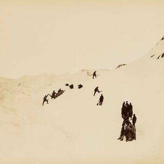 British Arctic Expedition.- Fulford (Reginald Baldwin) Photograph
