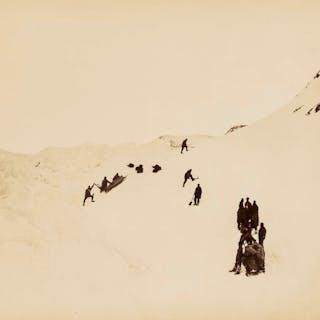 British Arctic Expedition.- Fulford (Reginald Baldwin) Photograph