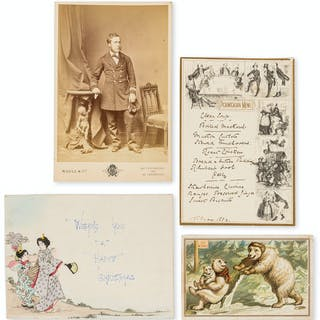 Fulford (Reginald Baldwin) Ephemera relating to the life of Reginald