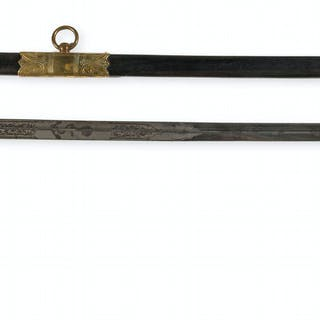 Fulford (Reginald Baldwin).- Naval dress sword, Trayler & Co., Portsmouth