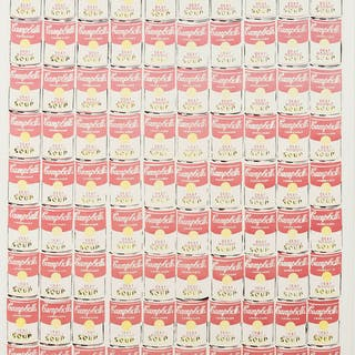 Andy Warhol (1928-1987) (after) 100 Cans, Andy Warhol (1928-1987)